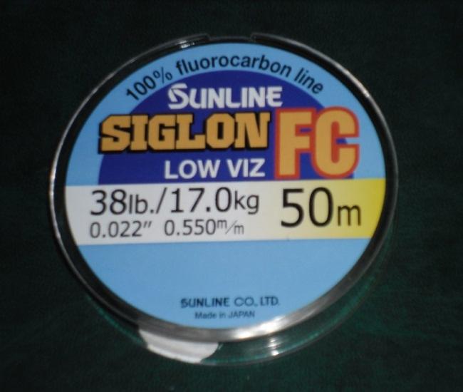 fljuorokarbon-Sunline-SIG-FC