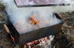 Рецепт горячего копчения рыбы в домашних условиях