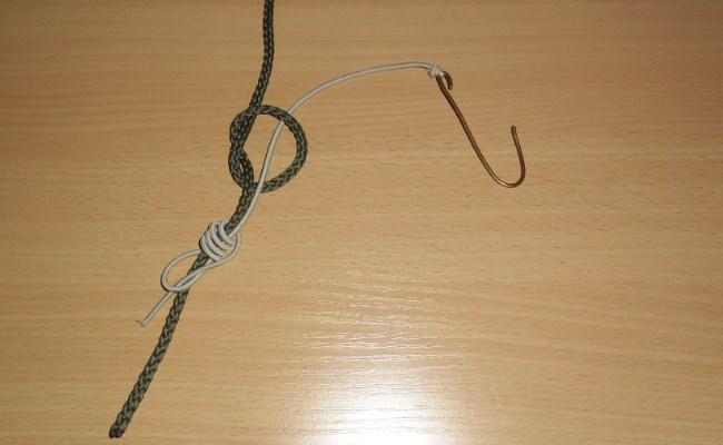 протягиваем узлы