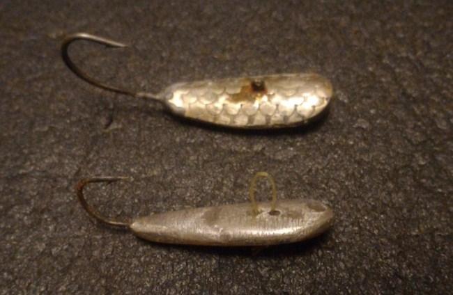 самодельные горизонтальные стукалки для ловли налима