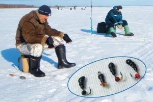 Виды безнасадочных мормышек для ловли зимнего окуня