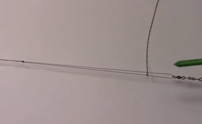 фидерный монтаж асимметричной петли 4