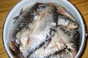 как подготовить рыбу к копчению