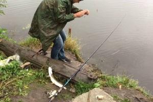 ловля со скользящим поплавком