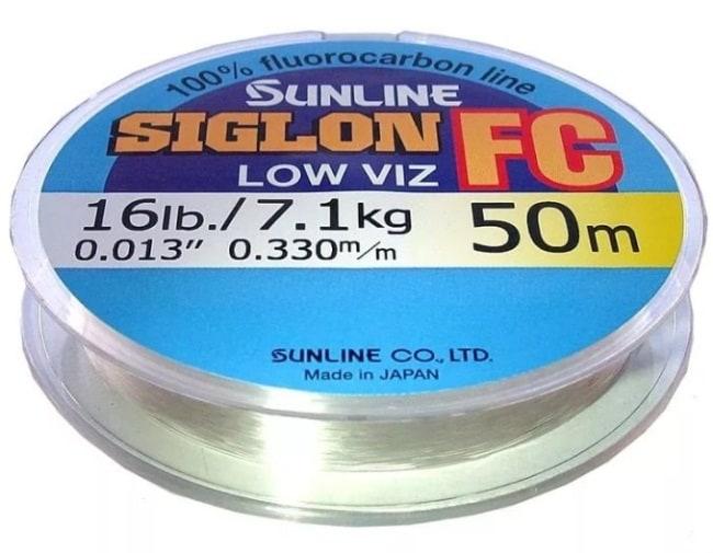 фторуглеродная флюорокарбоновая леска
