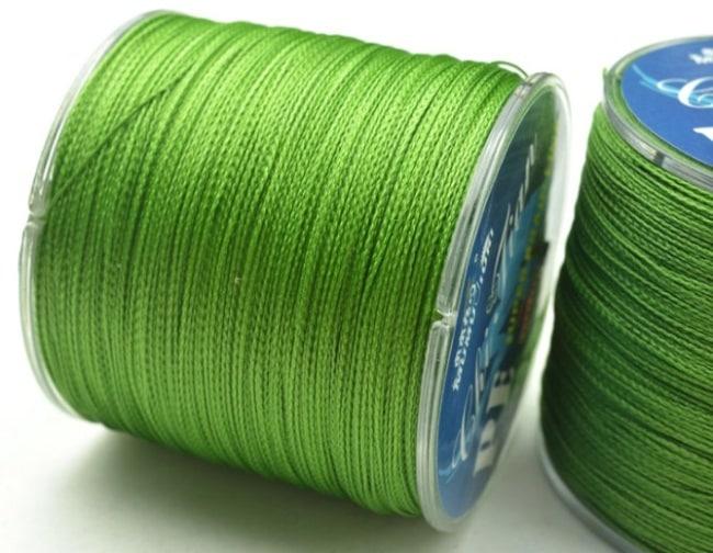 плетеная леска рыболовный шнур