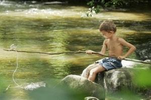 с чего начать начинающему рыболову