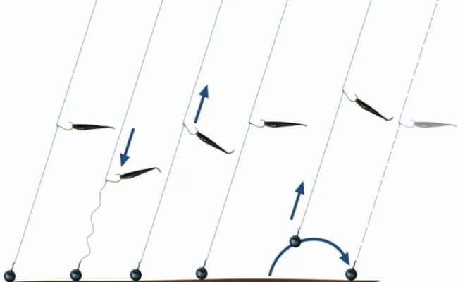 схема проводки дроп-шот