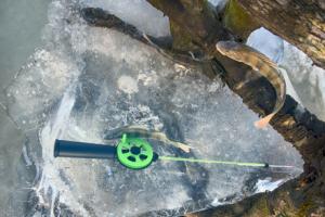 способы ловли окуня и плотвы на мормышку