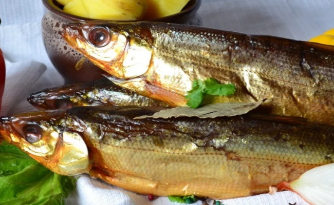 рыба с душком рецепт