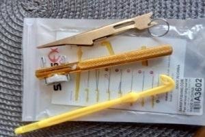 рыболовный крючковяз как пользоваться пошаговая инструкция