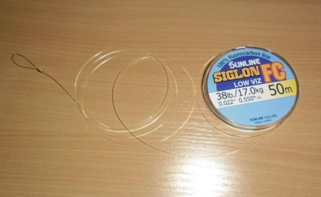 память флюорокарбон санлайн 0,55 мм
