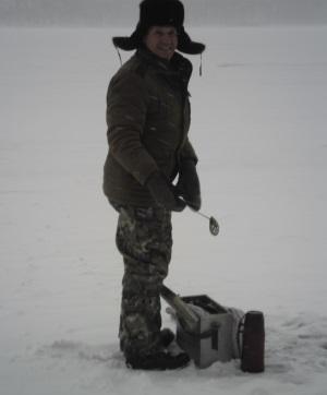 дедовская экипировка зимняя ловля на блесну