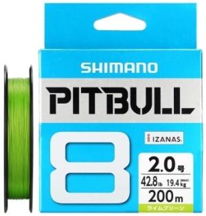 SHIMANO PITBULL X8