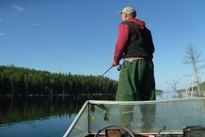 рыбалка в коряжнике на водохранилище