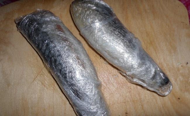 колбаски мурманского сала