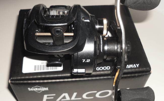 мультипликаторная катушка Falcon от SeaKnight