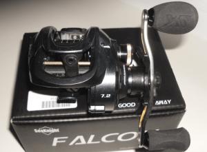 мультипликаторная катушка SeaKnight Falcon