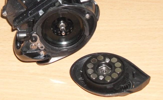 магнитная система тормозов