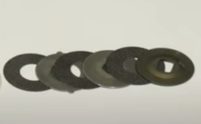 шайбы фрикционного тормоза чтобы настроить мультипликаторную катушку