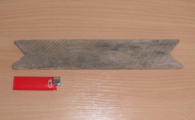 деревянное мотовило для закидушки на налима